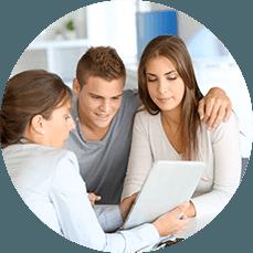 Financial management assistance