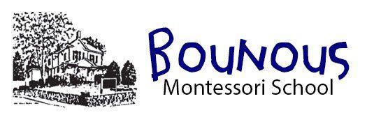 Bounous Montessori School - Logo