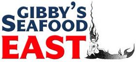 Gibby's Seafood East -Logo