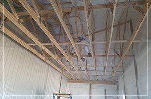 Buildings insulation