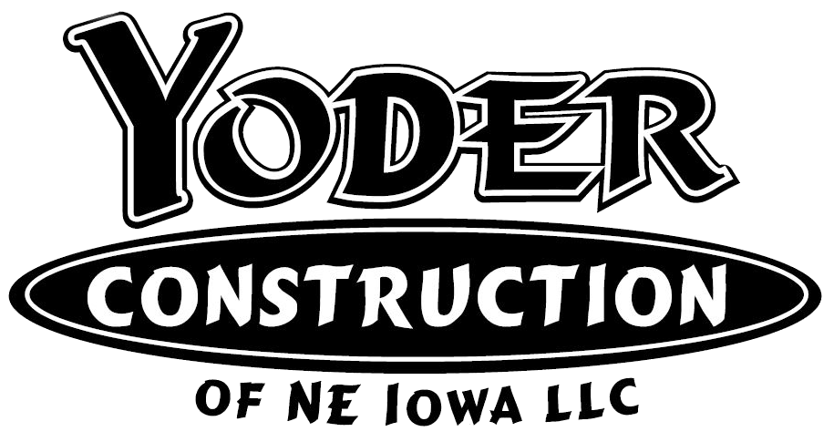 Yoder Construction of NE Iowa - logo
