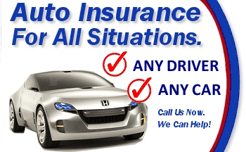 Auto Insurance for all Situations