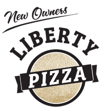 LIBERTY PIZZA Logo