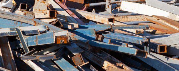 Steel and Cast Iron Recycling | Scrapyard | Glen Burnie, MD
