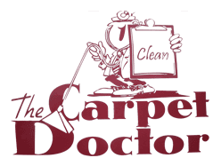 The Carpet Doctor - Logo