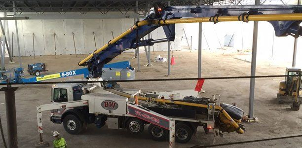 Pumping Equipment Concrete Pumping Dickinson Nd