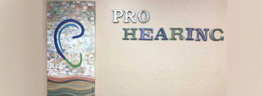 Pro Hearing interior