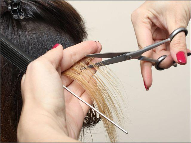 Hair Cut with Stylist