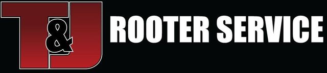 T & J Rooter Service-logo