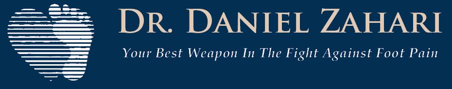 Dr Daniel Zahari - logo