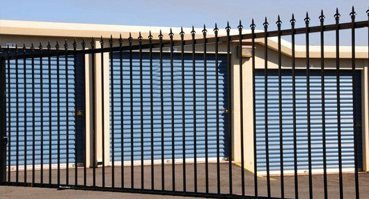 Safe And Secure Storage Units And Outdoor Storage Facility