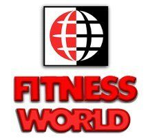 Fitness World - Logo