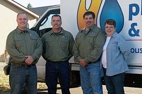 Team of Mylo Plumbing & Heating