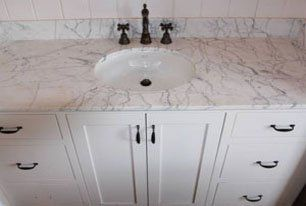 Countertop Fabrications   Marble Countertop   Norwood, MA