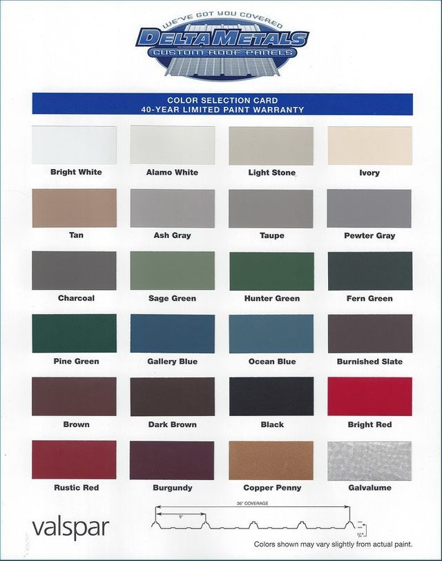 Northwest Sheet Metal Inc Color or Style Options New Virginia