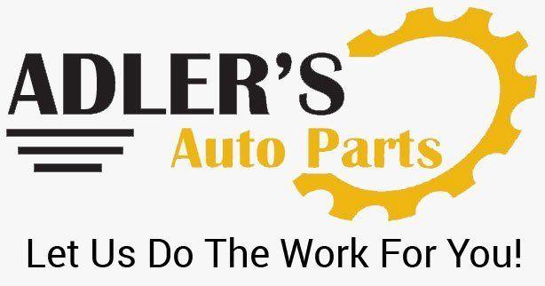 Adler's Auto Parts & Service - Logo