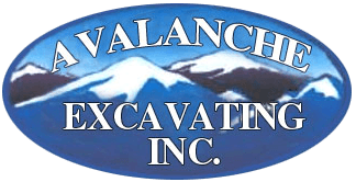 Avalanche Excavating Inc - Logo