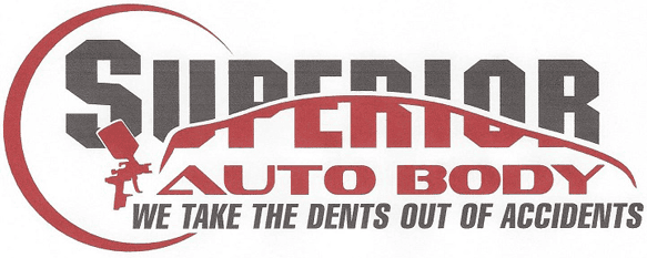 Superior Auto Body - Logo