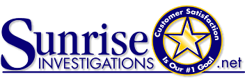 Sunrise Investigations Logo