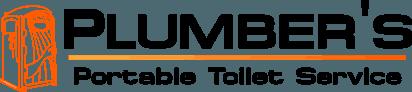 Plumber's Portable Toilet Service - logo