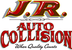 J.R. Auto Collision - Logo