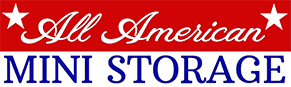 All American Mini Storage | Logo