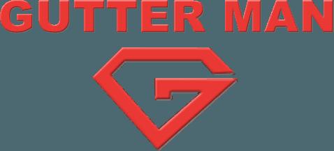 Gutter Man - logo