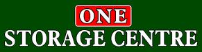One Storage Centre - Logo