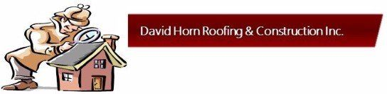 David Horn Roofing and Construction - Logo