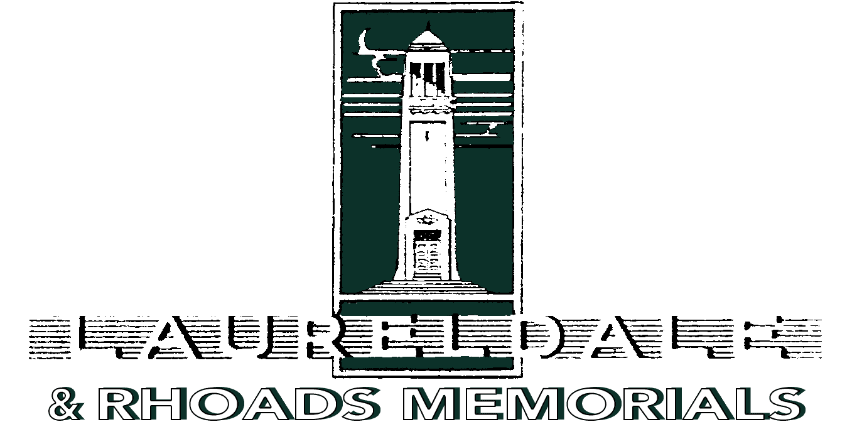 Laureldale Cemetery & Rhoads Memorials - logo