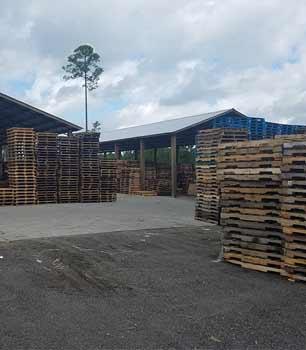 Pallet Depot of Penscacola LLC | Recycling | Pensacola, FL