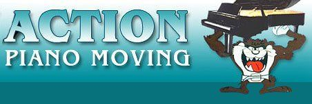 Action Piano Moving - logo
