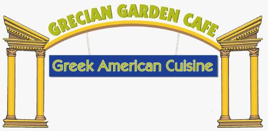 Grecian Garden Café-Logo