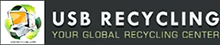 USB Recycling.com, LLC - Logo