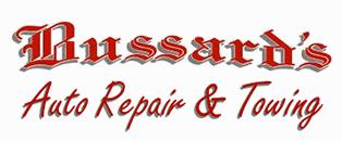 Bussard's Auto Repair - Logo