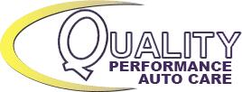 Quality Performance Auto Care - Logo
