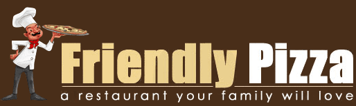 Friendly Pizza - Logo