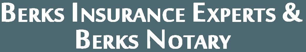 Berks Insurance Experts & Berks Notary - Logo