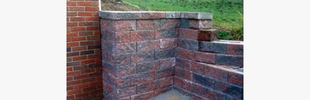 Retaining Walls | Planting | Aliquippa, PA