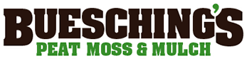Buesching's Peat Moss & Mulch, Inc. - Logo