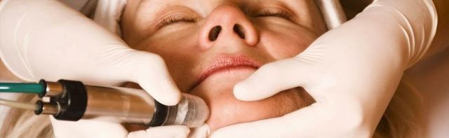 Microneedling Procedure