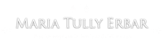Maria Tully Erbar logo