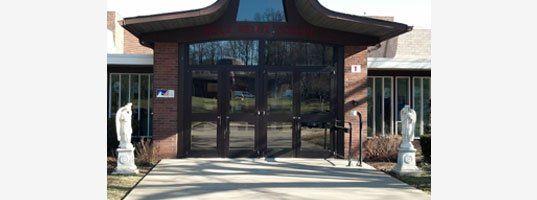 Glass door repairs revolving doors bryans road md door repair and replacement services planetlyrics Images