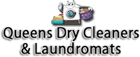 Queens Dry Cleaners & Laundromats | Logo