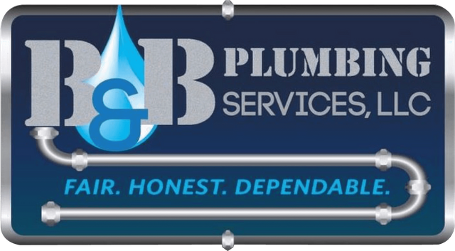 B and B Plumbing Services - Logo