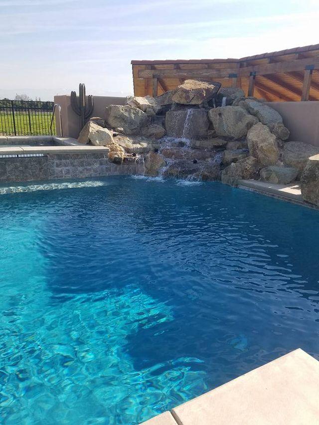 Oasis Pool Amp Spa Restore Swimming Pool Visalia Ca