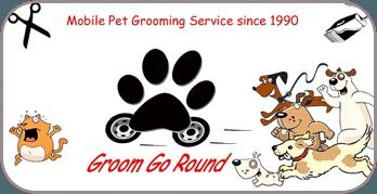 Groom-Go-Round - Logo