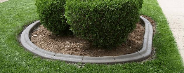 Custom curb design