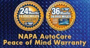 NAPA Auto care