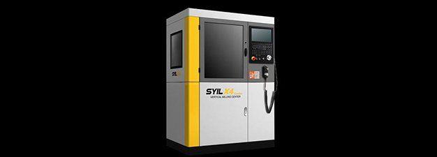 X4 CNC machine